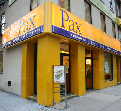Pax Ecke 51th / 3rd Ave