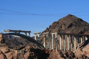 Baustelle Hoover Dam