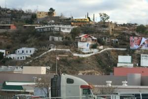 Die hässliche Grenze in Nogales...