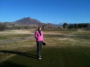 Golfen unter der Sonne Arizonas