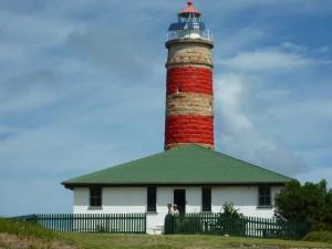 Leuchtturm auf Moreton Island