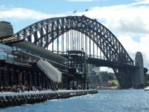 Irgend so eine Hafenbrücke...