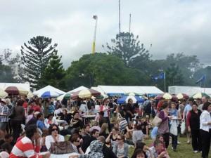 Paniyiri: ein griechisch-australisches Volksfest