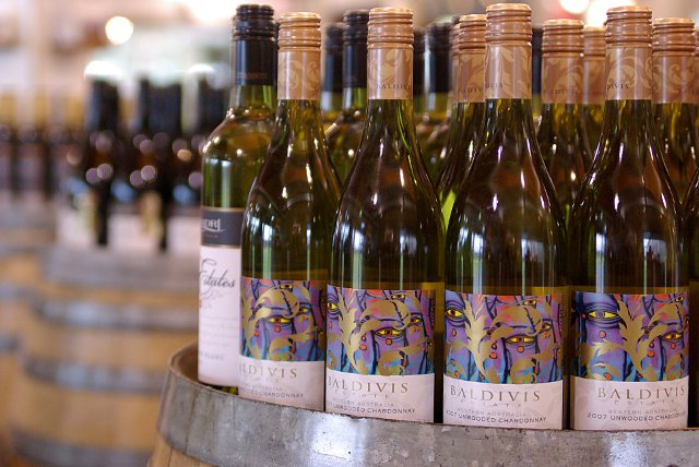 Baldivis Estate: unwooded Chardonnay