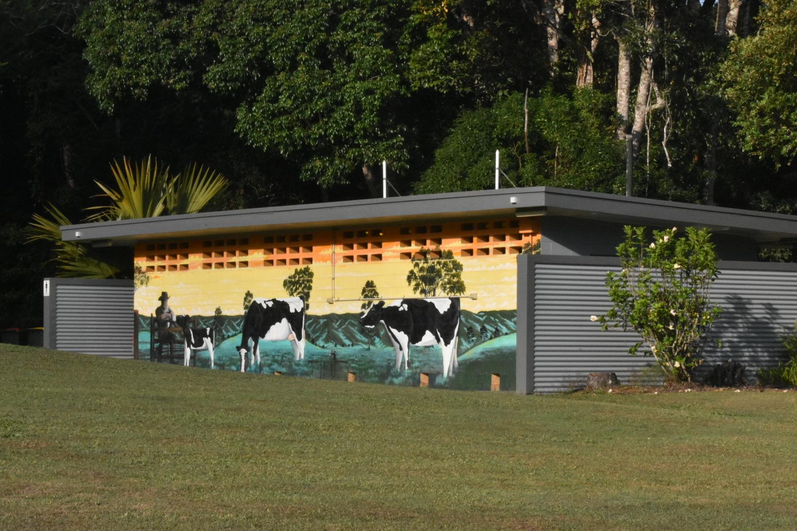 Dienstag 17.Dezember, von Cairns nach Malanda